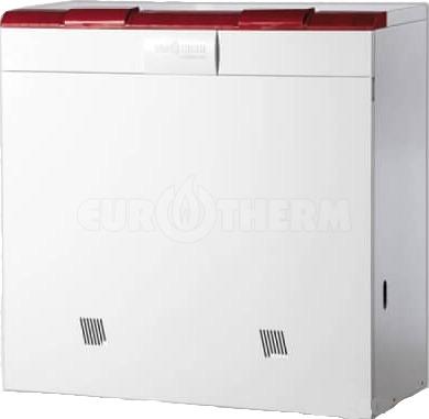Газовий котел Колві Eurotherm ЕТ 100 СЕT (КТН 100 CЕT) Турбо з автоматикою