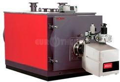 Промисловий жаротрубний котел Колві 650